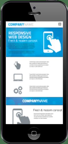 Realizzazione siti web responsive: Smartphone