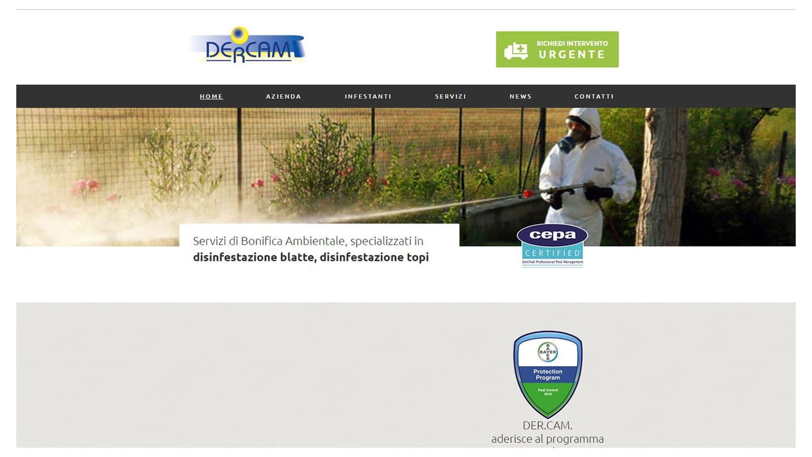 www.dercam.it
