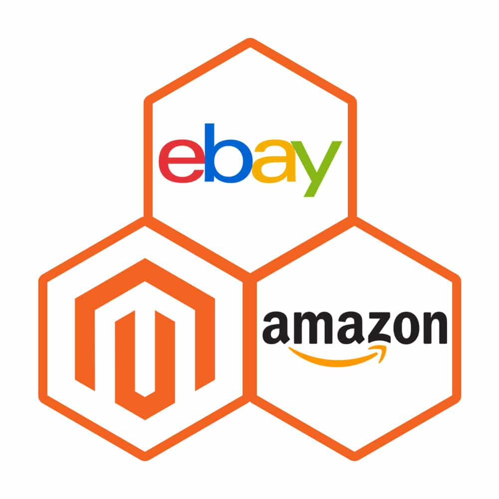 E-Commerce Magento Ebay Amazon