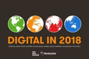 global digital 2018