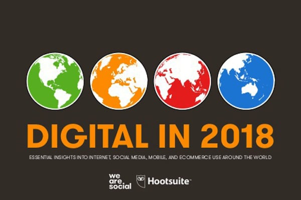 global digital 2018