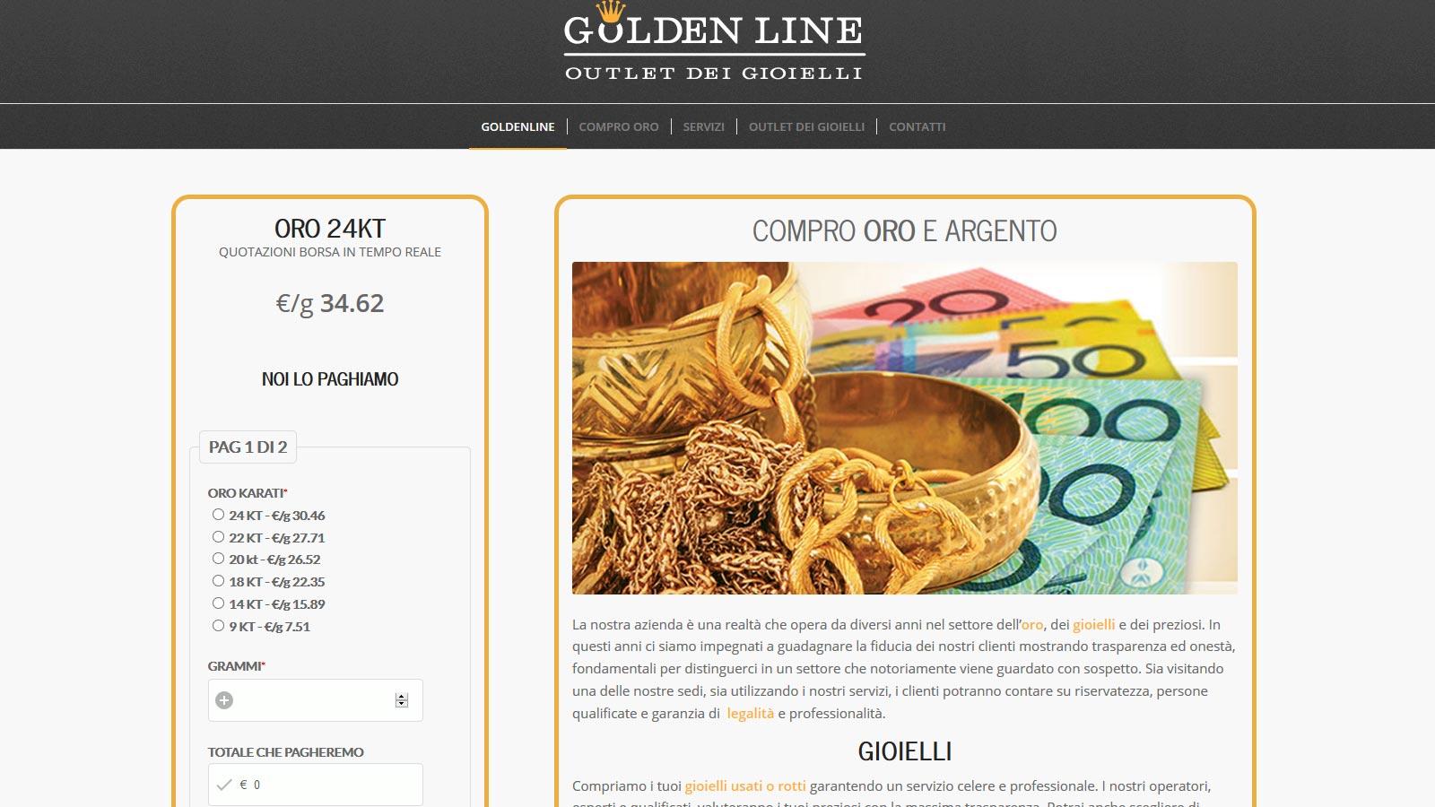 www.outletgoldenline.it