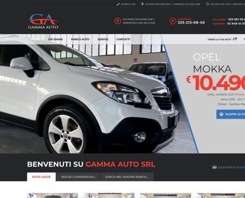 Gamma Auto - Vermezzo con Zelo (MI)