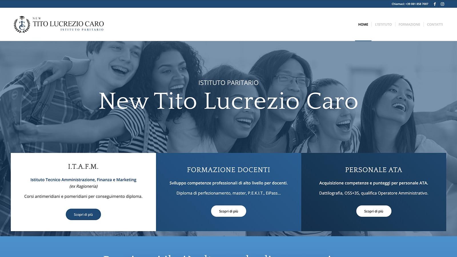 Istituto New Tito Lucrezio Caro
