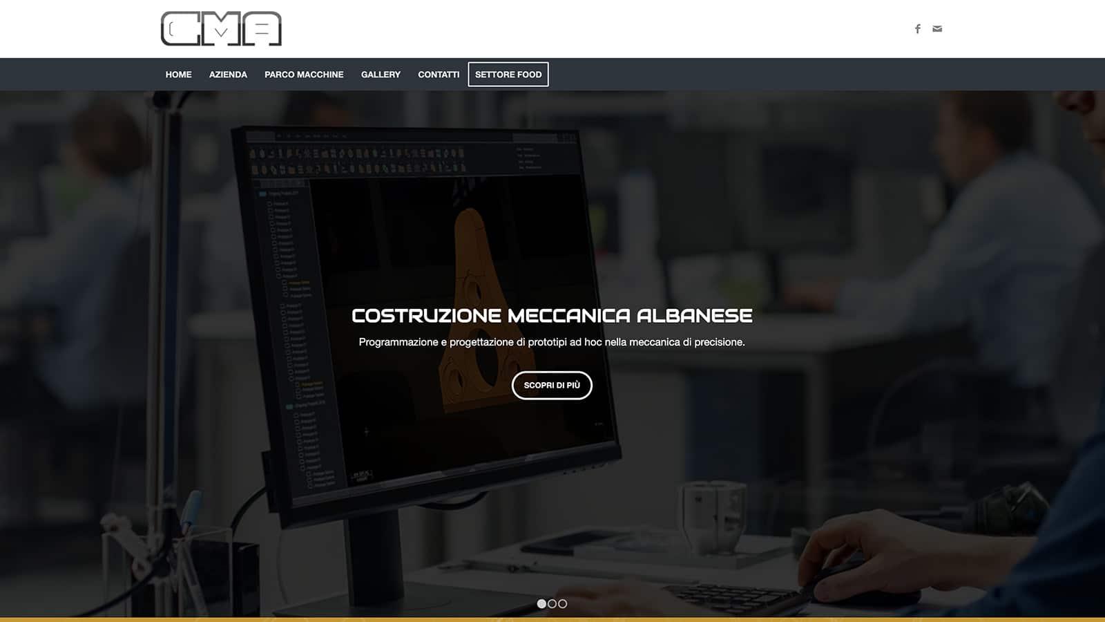 Costruzione Meccanica Albanese